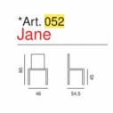 Art. 052 - Jane- La Seggiola