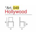 Art. 049/S - Hollywood Sprint- La Seggiola