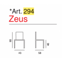 Art. 294 - Zeus- La Seggiola
