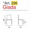 Art. 296 - Giada- La Seggiola