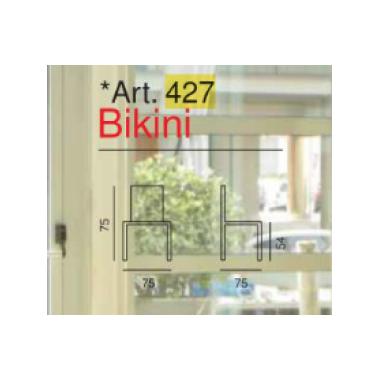 Poltrona Bikini Art. 427  - La Seggiola