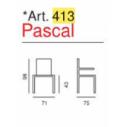 Art. 413 Pascal- La Seggiola