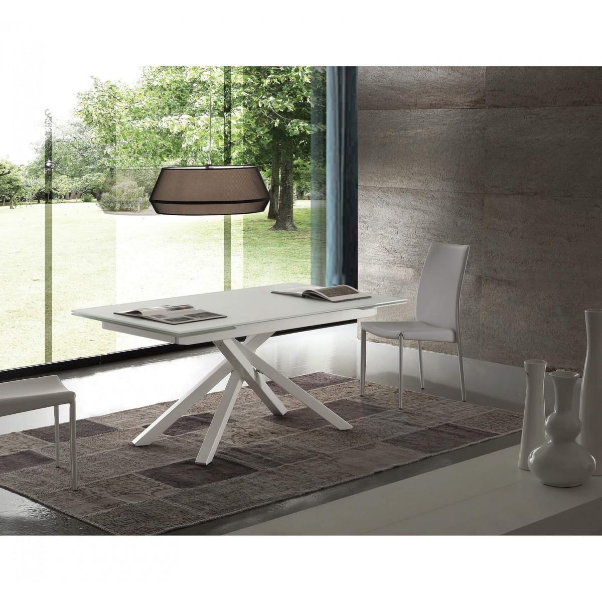 tavolo vetro allungabile atlas miglior prezzo