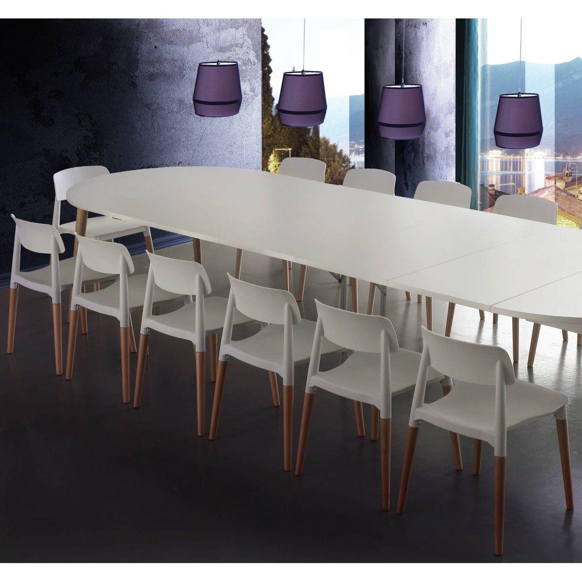La Seggiola Tavoli Allungabili.Tavolo Allungabile Gotland Art 649 La Seggiola
