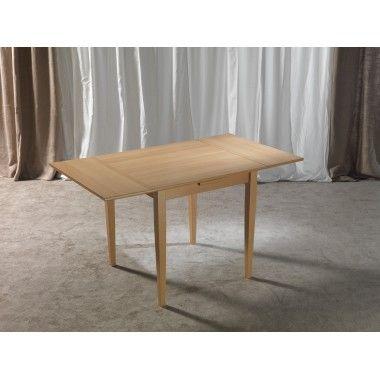 Tavolo Allungabile Giorgino Quadro Art. 664 - La Seggiola