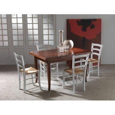 Tavolo Brenta Art. 680 - La Seggiola