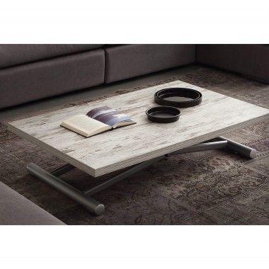 Tavolino Lift Wood Art.758