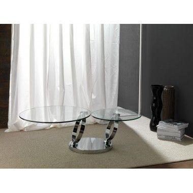 Tavolino Salotto Rings - Art. 843/3 - La Seggiola