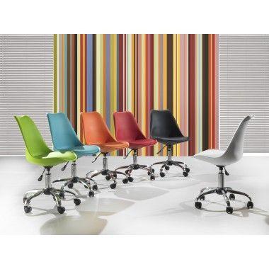 Sedia Ufficio Tutti Frutti Art. 964 - La Seggiola