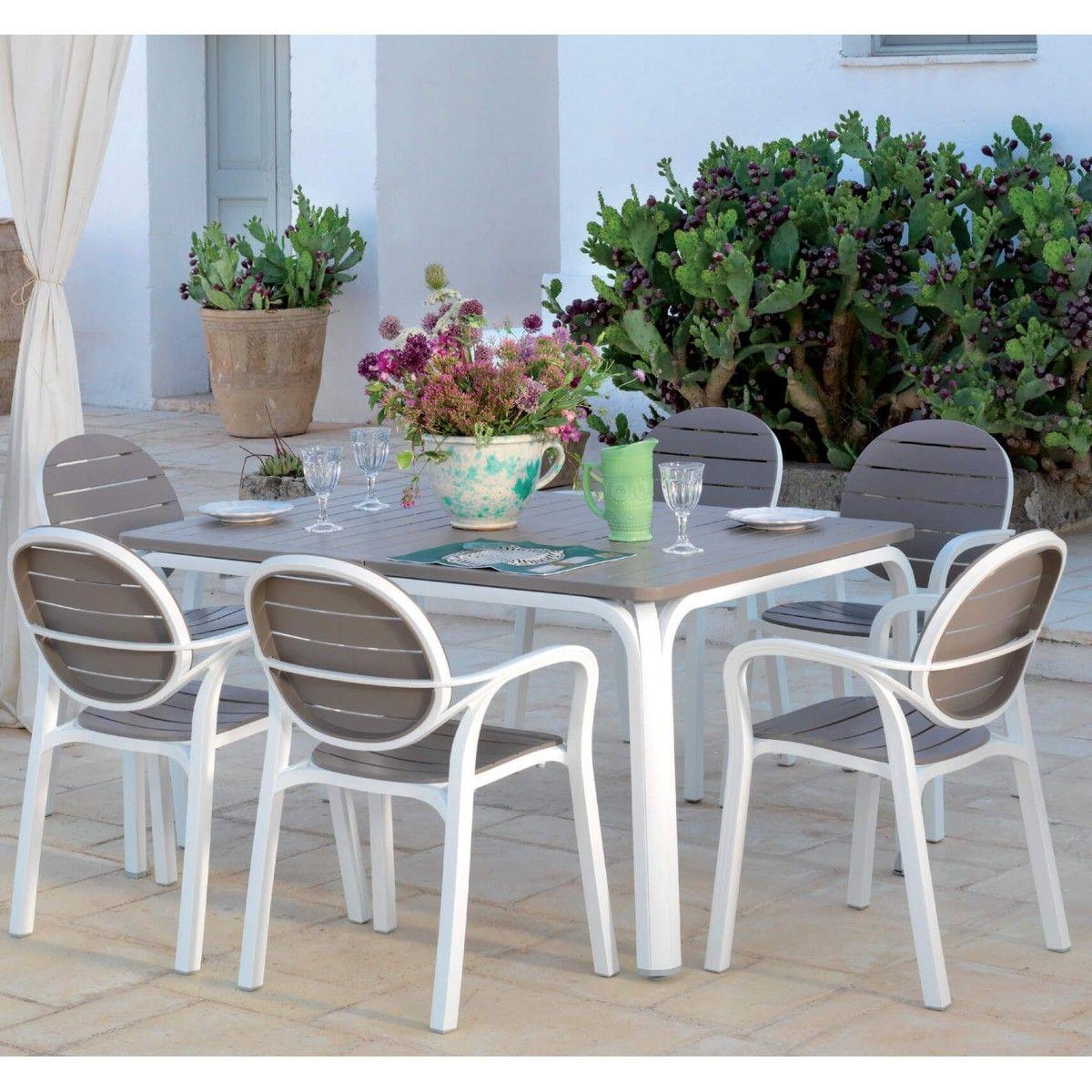 Tavolo giardino out glamour la seggiola for Tavolo giardino prezzo