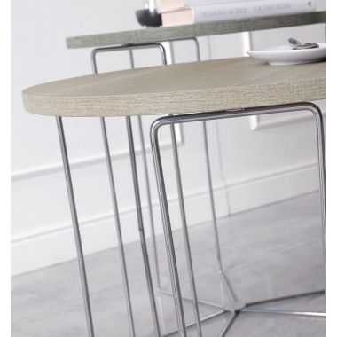 Tavolino Silver 1087 - Maconi