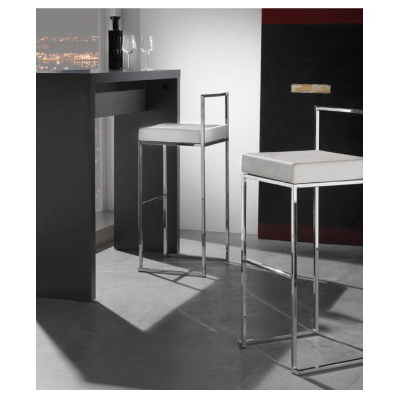 Sgabello Prisma - H65 Art. 557/6 La Seggila