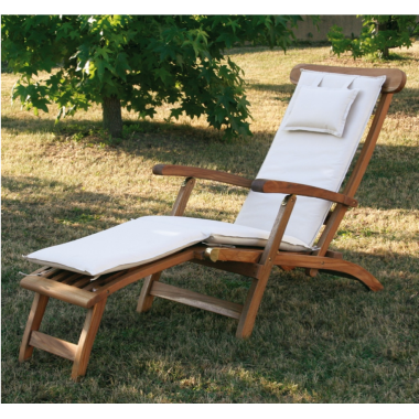 Sdraio Real Chaise Longue Art. 1821/14 - La Seggiola